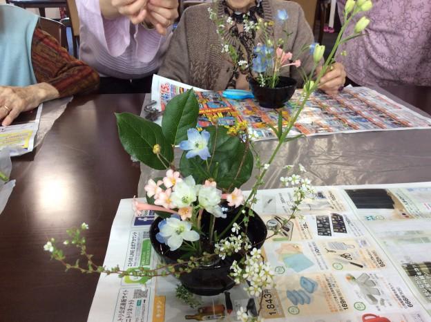 生け花教室20150313 (10)